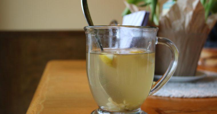 Naturally Soothing a Sore Throat Tea Recipe
