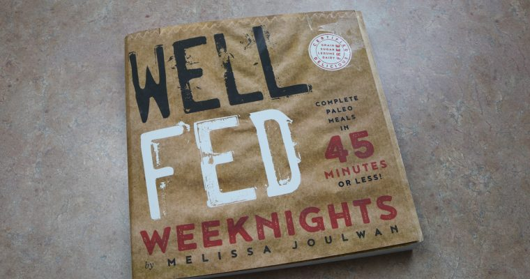 Through the Cookbook – Well Fed Weeknights – Introduction AND Giveaway!